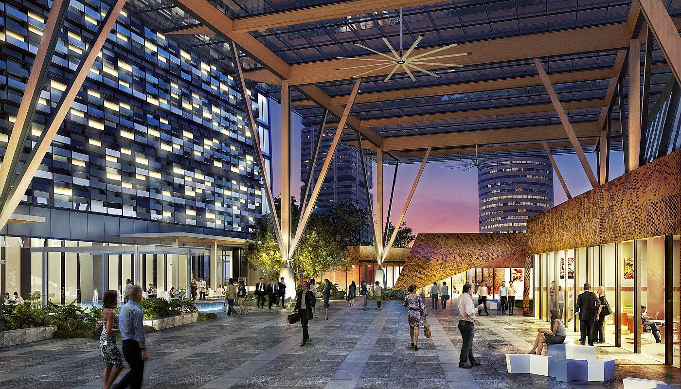 Tanjong Pagar Centre Meinhardt Transforming Cities