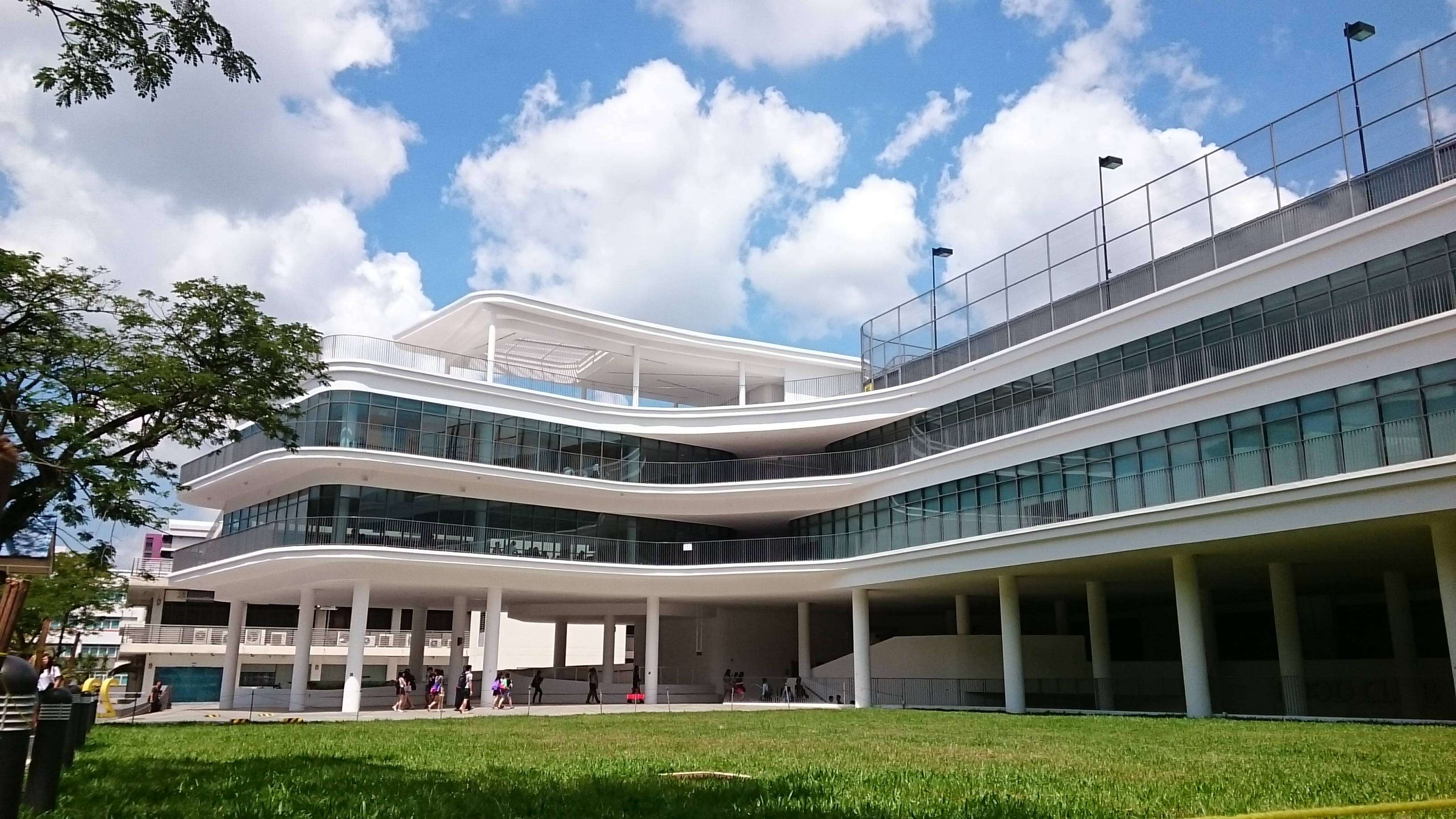 Ngee Ann Polytechnics Campus Extension Meinhardt