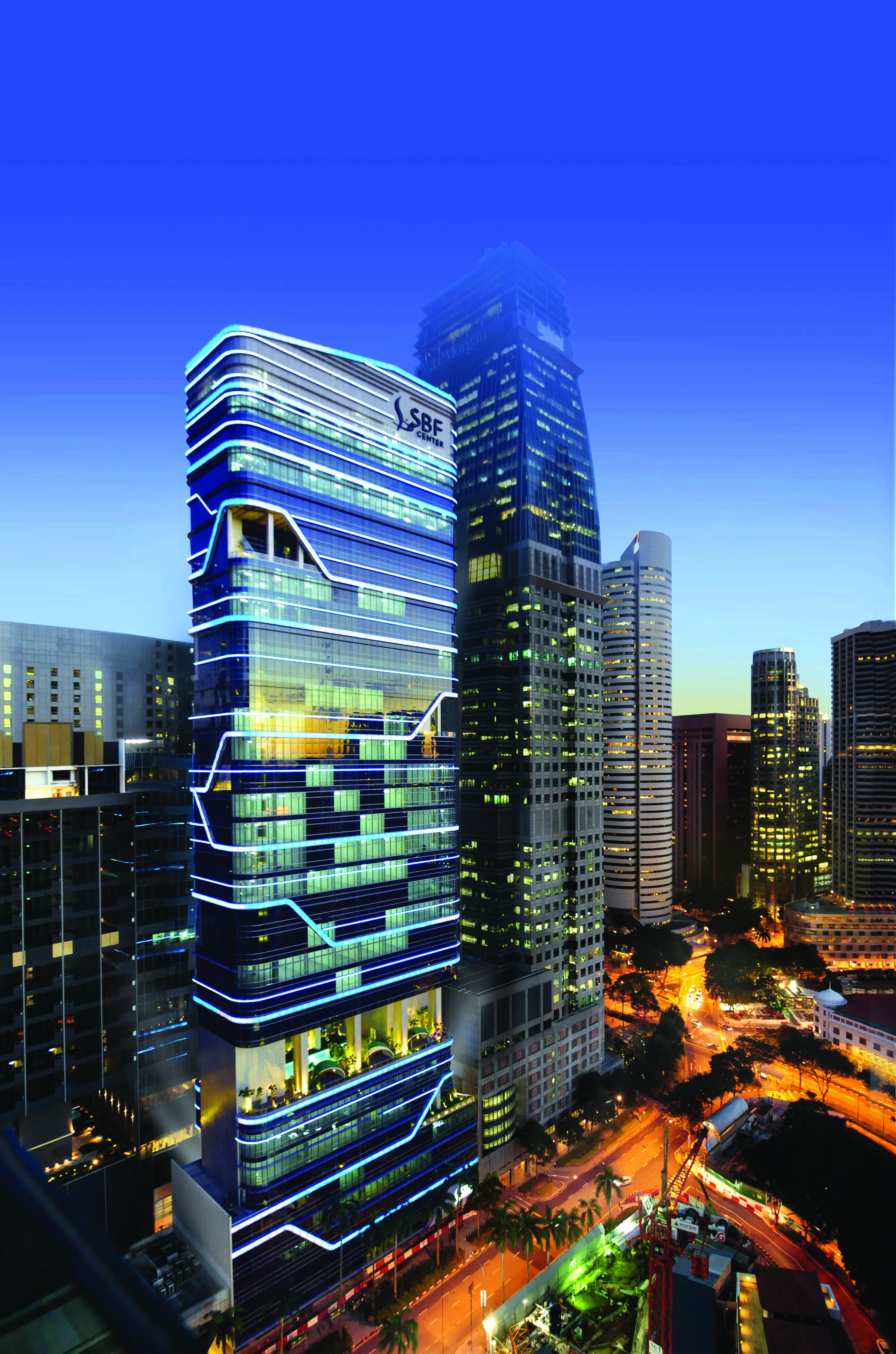Sbf Centre Wins 2017 Fiabci Singapore Property Awards