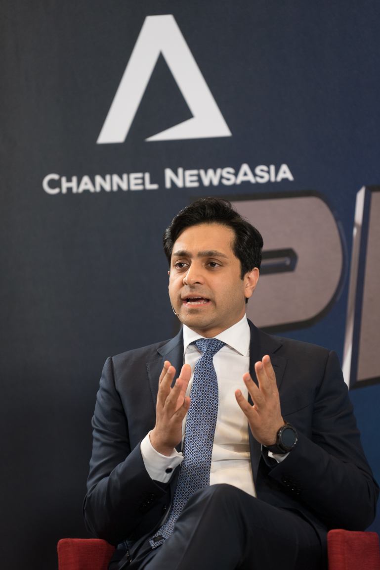 Channel NewsAsia Perspectives features Meinhardt Group CEO on Belt